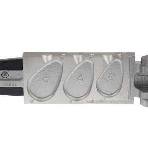 srmo com Do-it Mold, No Roll Sinker, Size 3, 4 & 5 OZ