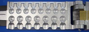 srmo com Do-it Mold, Split Shot 1/4, 1/3 oz,