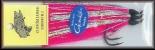 GAMAKATSU Hook Teaser  3 Pack, Size 3/0 Pink